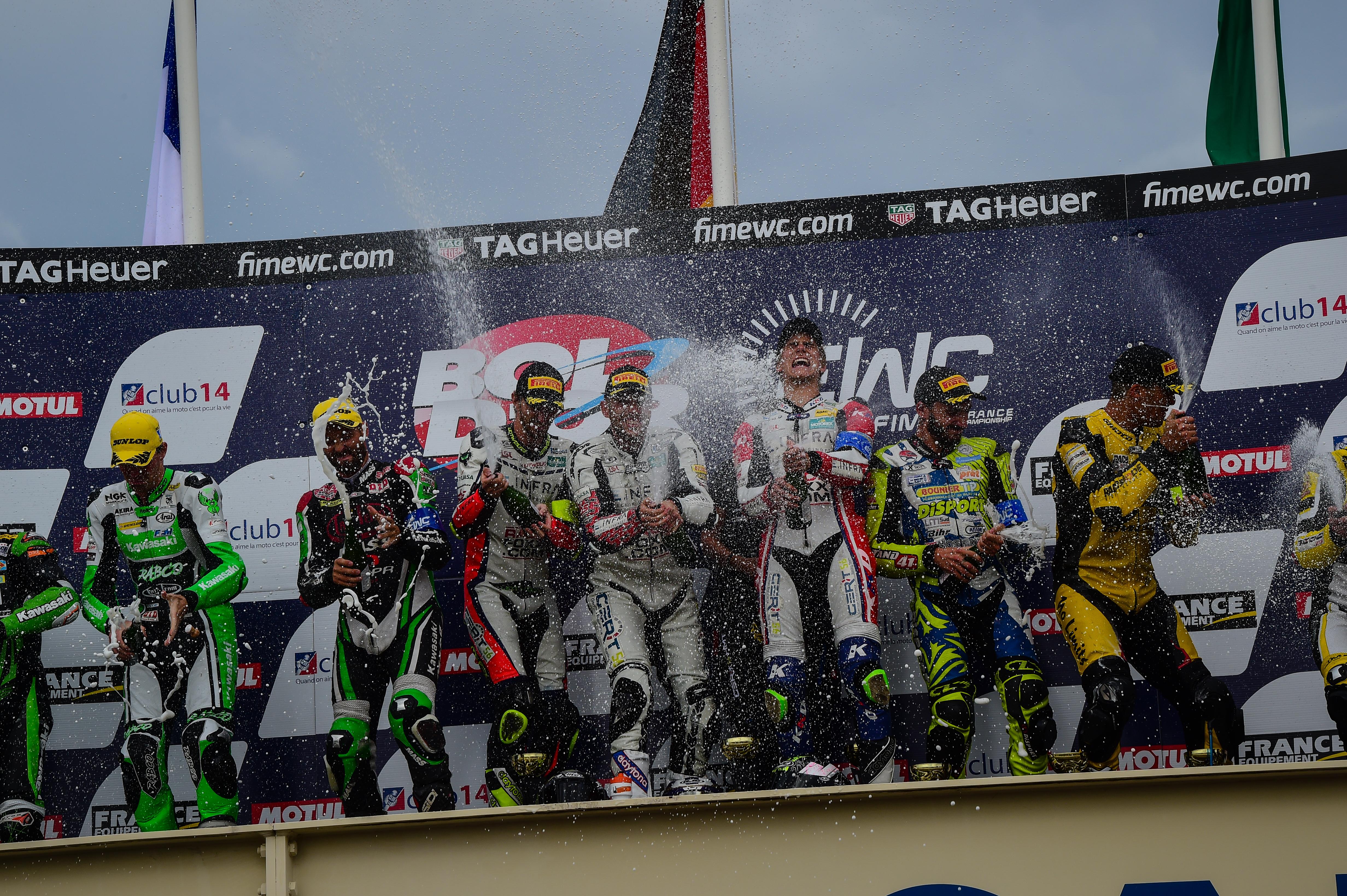 """GERT56 by rs speedbikes gewinnt die 24 Stunden """"Bol d'Or"""" von Le Castellet"""