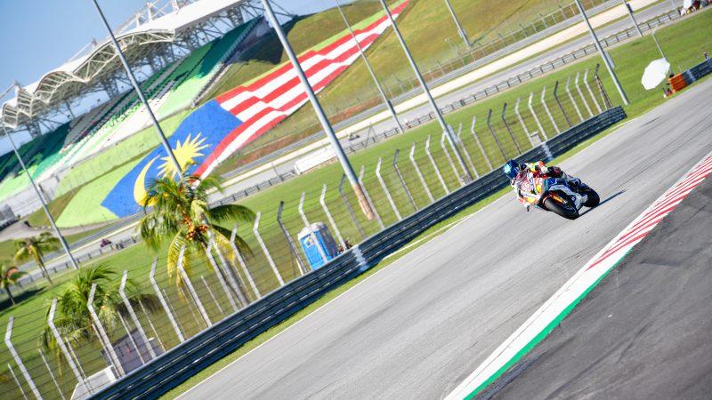 GERT56 by GS YUASA in Sepang mit den ersten WM-Punkten des FIM Endurance World Cup